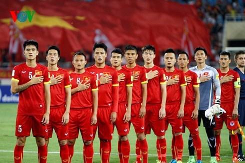 FIFA最新排名:越南国家男足队仍居世界第146位 hinh anh 1