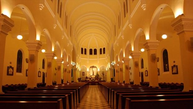 大叻市的公鸡教堂与圣母教堂 hinh anh 2