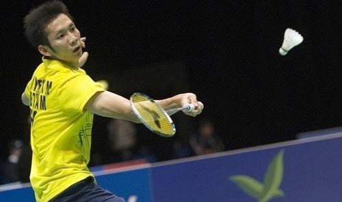 2016年世界羽联黄金系列赛德国公开赛:阮进明击败位居世界第19的选手 hinh anh 1