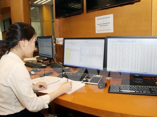 今年前两个月越南国库筹集28万亿越盾政府债卷 hinh anh 1