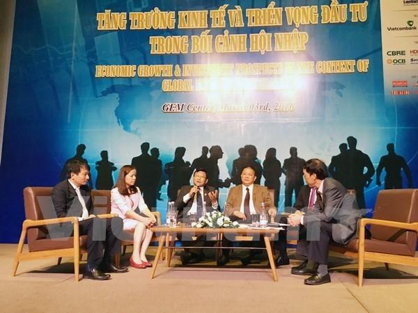 越南经济正在现良好增长态势 hinh anh 1
