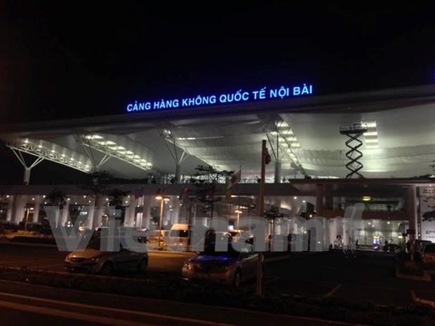 越南河内市海关局逮捕携带手枪和子弹的两名泰国籍旅客 hinh anh 2