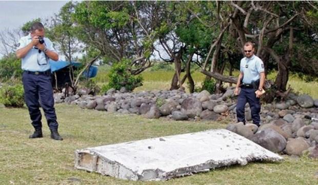 法属留尼汪岛又出现疑似MH370客机的第二个残骸 hinh anh 1