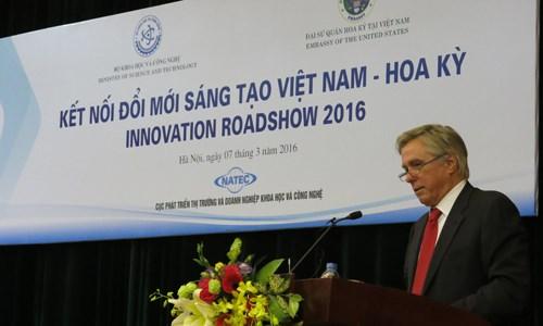 越南与美国加强创新对接 hinh anh 1