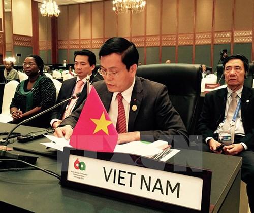 不断发挥越南在多边外交机制中的地位 hinh anh 1