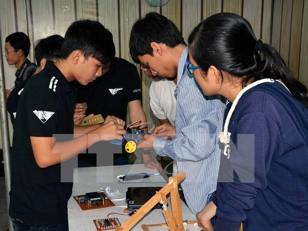 美国国务院高级顾问索恩:越南青年一代活跃和充满活力 hinh anh 2