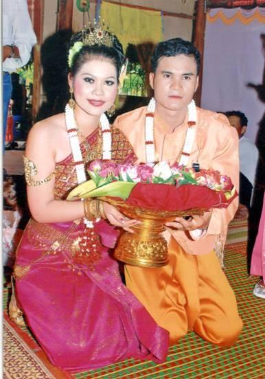 高棉族传统服装的独特魅力 hinh anh 2