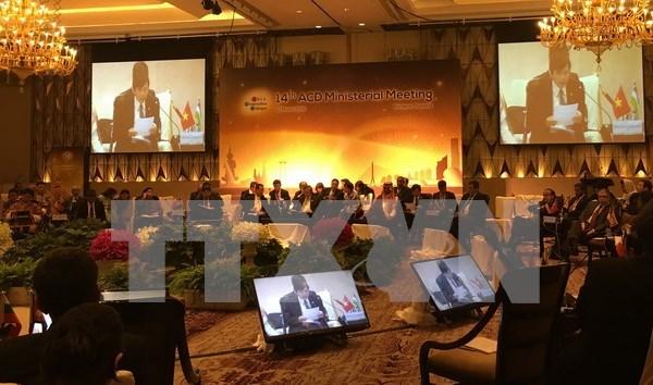越南出席亚洲合作对话第十四次外长会 hinh anh 1