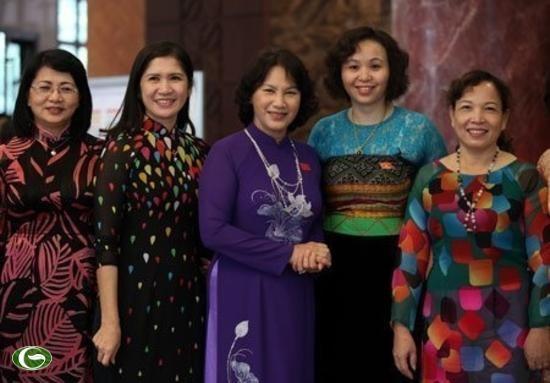 提高民选机关女代表的参与比例 hinh anh 1