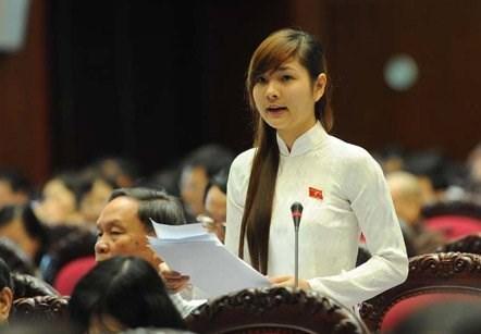 提高民选机关女代表的参与比例 hinh anh 2