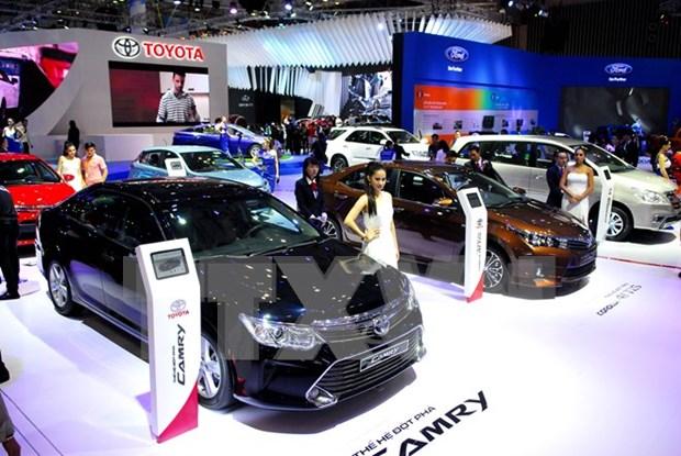 2016年2月份越南汽车销量达11718辆 hinh anh 1