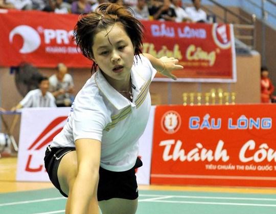 越南羽毛球队参加葡萄牙羽毛球国际赛 hinh anh 1