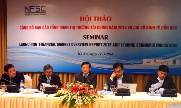2015年越南金融市场总体报告发布 hinh anh 1