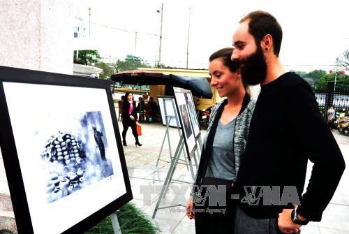 2016年越南国际艺术摄影比赛优秀图片展在太原省举行 hinh anh 1