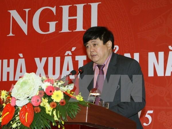 阮世纪同志担任越南之声广播电台台长职务 hinh anh 1