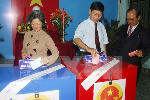 河内市第十四届国会代表候选人87名 hinh anh 1