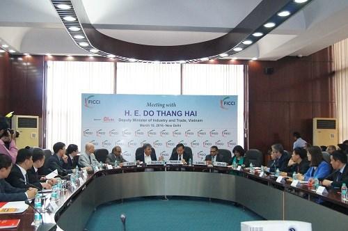 越南–印度企业论坛在印度举行 hinh anh 1