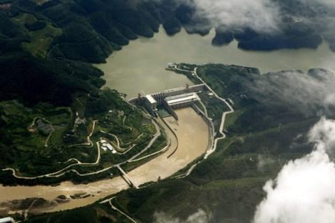 越南对中国向湄公河开闸放水持谨慎乐观态度 hinh anh 1