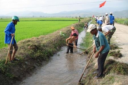 九龙江三角洲11个省公布旱灾和海水入侵情况 hinh anh 2
