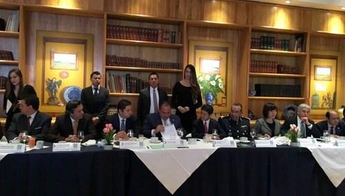 墨西哥国家进出口商协会在越南开设办事处 hinh anh 1