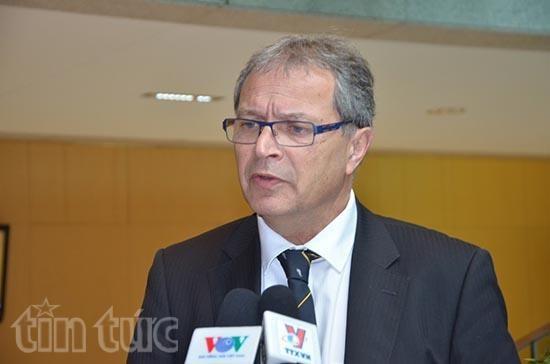 法国国民议会议长访越之旅致力于加深两国关系 hinh anh 1