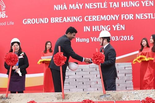 雀巢(越南)有限公司在兴安省建设新厂 hinh anh 2
