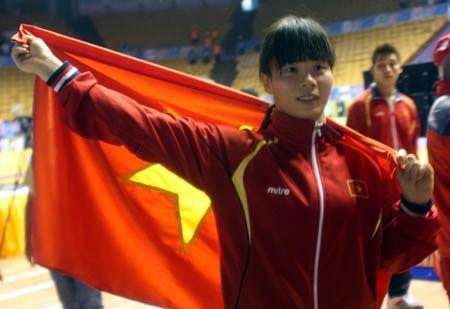 越南体育已获里约9份奥运参赛资格 hinh anh 1