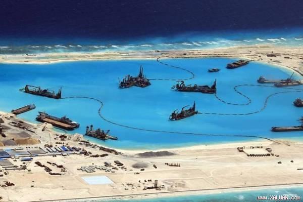 韩媒:中国推动东海军事化给地区的和平与稳定造成新威胁 hinh anh 1
