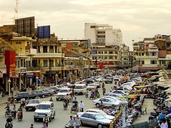 日本向柬埔寨提供1.81亿美元用于交通基础设施升级改造 hinh anh 1