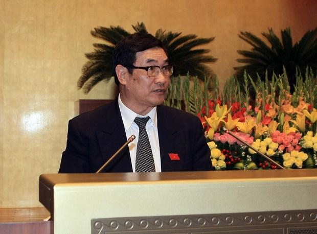 越南第十三届国会第十一次会议发表第一号公报 hinh anh 4