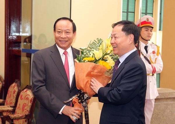 越南和中国加强合作共同打击各类刑事犯罪 hinh anh 1