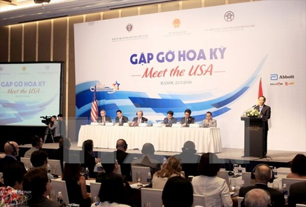 越南与美国加强全面合作 hinh anh 1