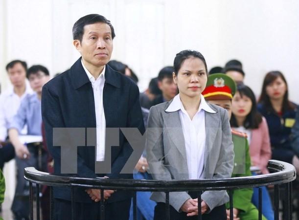 阮友荣因涉嫌滥用民主自由侵犯国家利益罪被判处5年有期徒刑 hinh anh 1