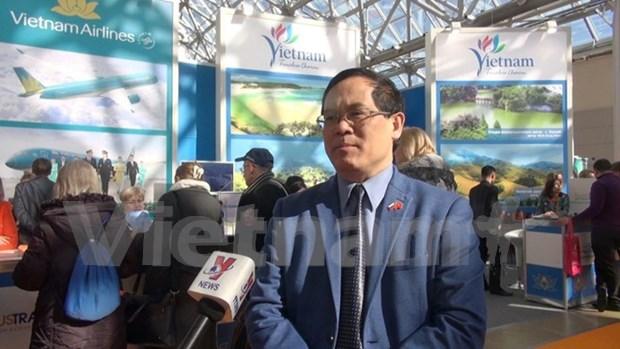 越南不断加大在俄罗斯的旅游推介力度 hinh anh 1