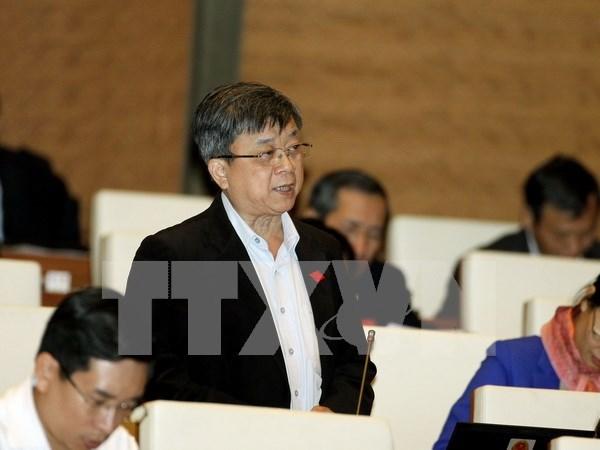 越南第十三届国会第十一次会议:充分保障公民的信息获取权利 hinh anh 1