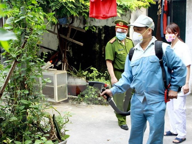 世界卫生组织对越南寨卡病毒防控工作给予好评 hinh anh 1