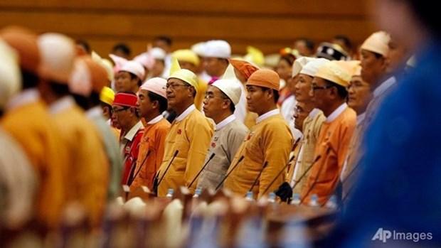 缅甸联邦议会批准新一届联邦选举委员会名单 hinh anh 1