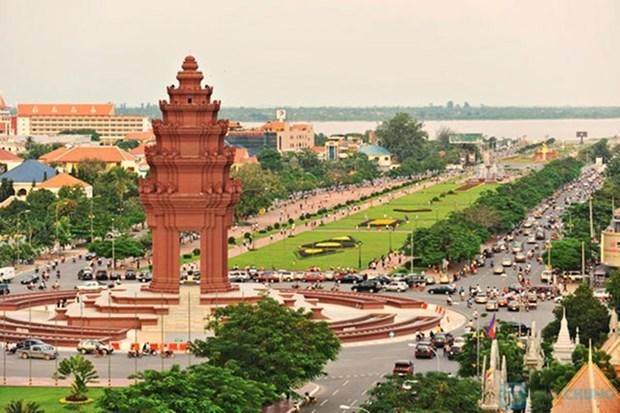 法国继续向柬埔寨提供发展援助 hinh anh 1