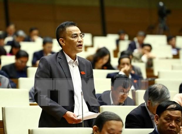 越南十三届国会第十一次会议:选民希望国会需更全面更好地进行革新 hinh anh 1