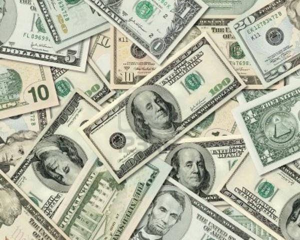 越盾兑美元中心汇率较前一日下跌11越盾 hinh anh 1