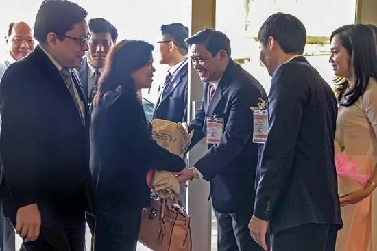 第四届东盟法院院长会议即将在胡志明市举行 hinh anh 1