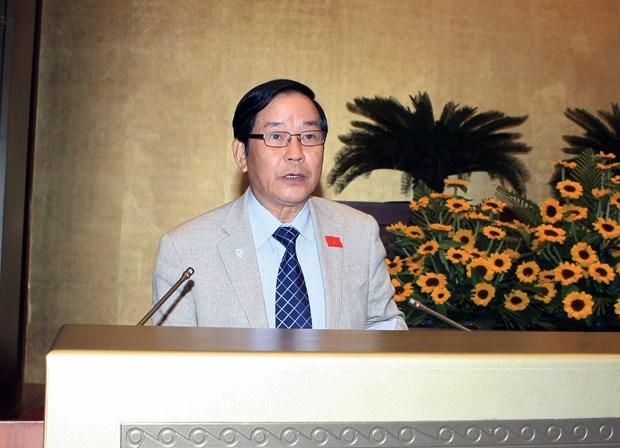 越南第十三届国会第十一次会议发表第八号公报 hinh anh 1