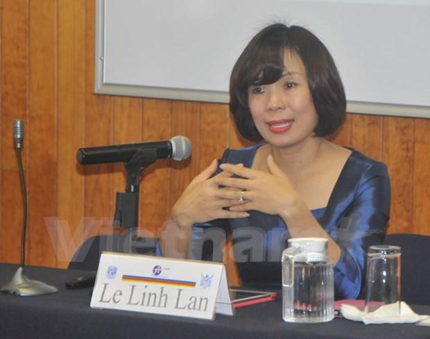 越南对外政策座谈会在墨西哥举行 hinh anh 1