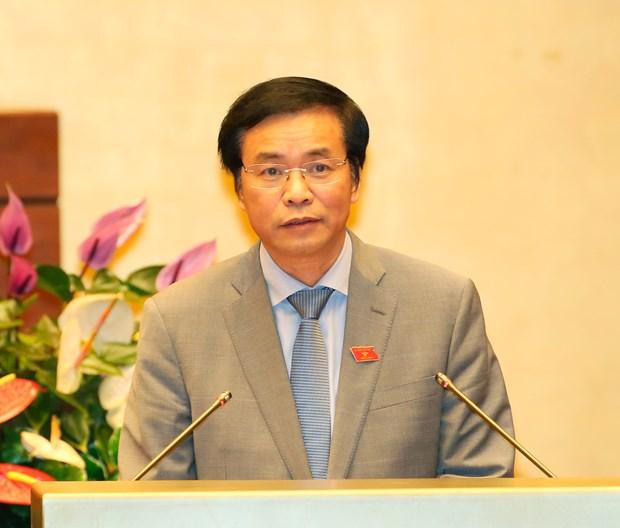 越南第十三届国会第十一次会议发表第九号公报 hinh anh 4