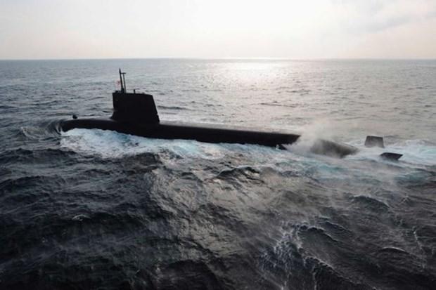菲律宾或将投资组建首支潜艇舰队 hinh anh 1