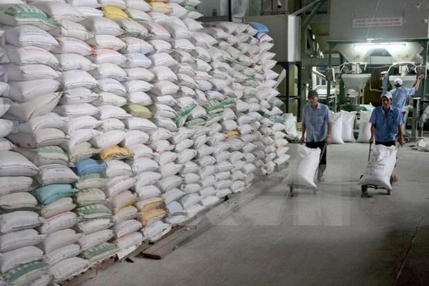 越南政府副总理阮春福:需要紧密跟踪大米生产及出口活动 hinh anh 1