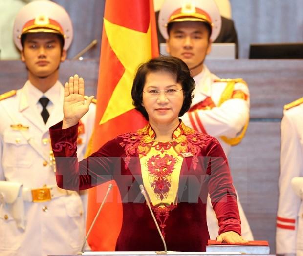 越南第十三届国会第十一次会议发表第九号公报 hinh anh 2