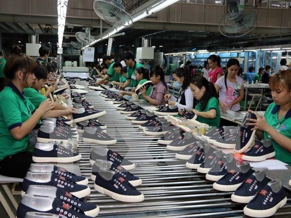 越南平阳省工业生产指数增长7.09% hinh anh 1