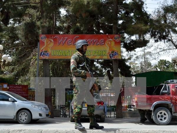 东盟各国外交部长对巴基斯坦拉合尔市发生恐怖袭击事件予以强烈谴责 hinh anh 1