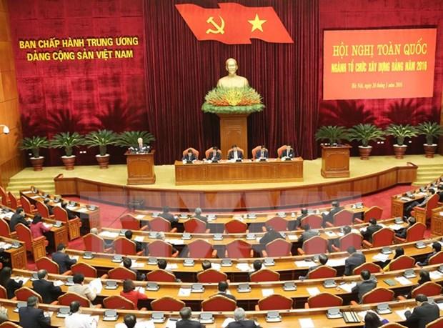 越共中央书记处发布关于严格落实干部选拔任用制度的通知 hinh anh 1